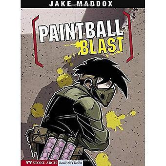 Paintball Blast (Jake Maddox Sports historie)