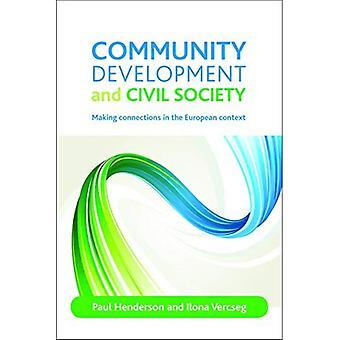 Développement communautaire et la société civile: établissement de connexions dans le contexte européen