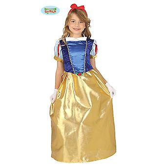 Guirca snow white costume for girls fairy princess dress Carnival