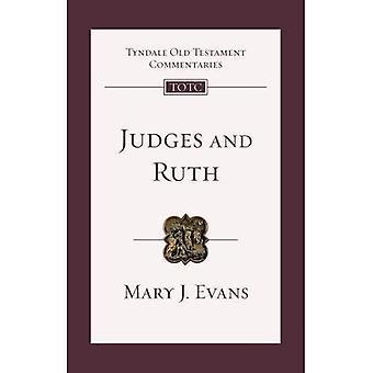 Dommere og Ruth: En introduksjon og kommentarer (sjema gammeltestamentlig kommentarer)