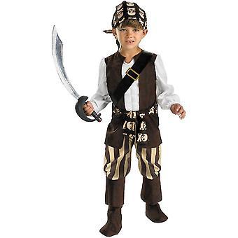 Skull Pirate Costume for kids
