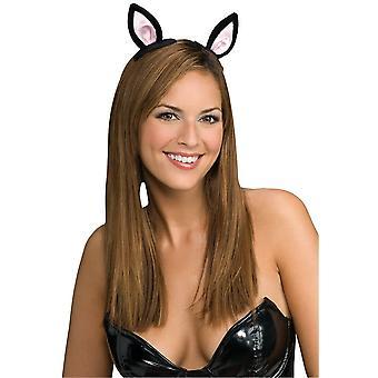 Cat Ears On Clips