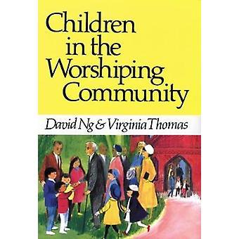 Barn i dyrka gemenskapen av Thomas & Virginia
