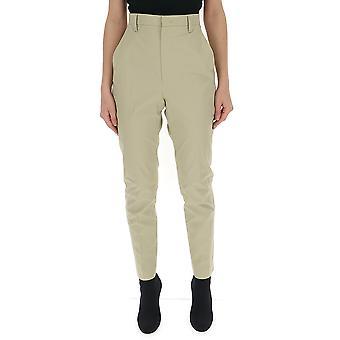 Isabel Marant 19ppa103919p018e90be Women's Beige Cotton Pants
