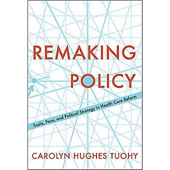 Rifacimento politica - scala - Pace - e strategia politica nella sanità