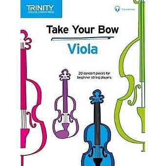Take Your Bow - Viola by Celia Cobb - 9780857367266 Book