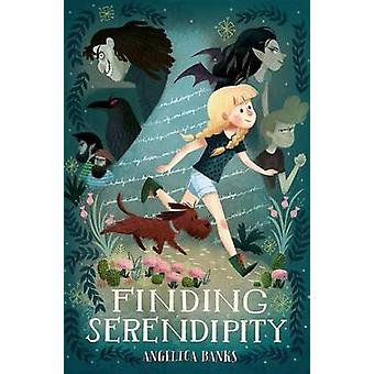 Finding Serendipity by Angelica Banks - Stevie Lewis - 9781627791540