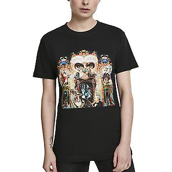 Merchcode Ladies Shirt-Michael Jackson Dangerous