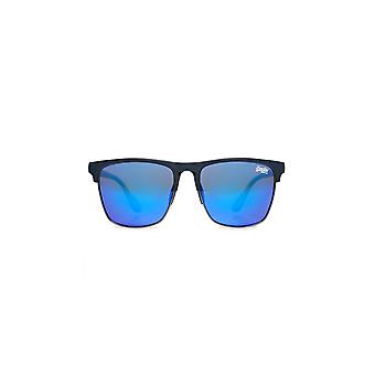 Superdry SDR Fira Sunglasses (Navy/Green)