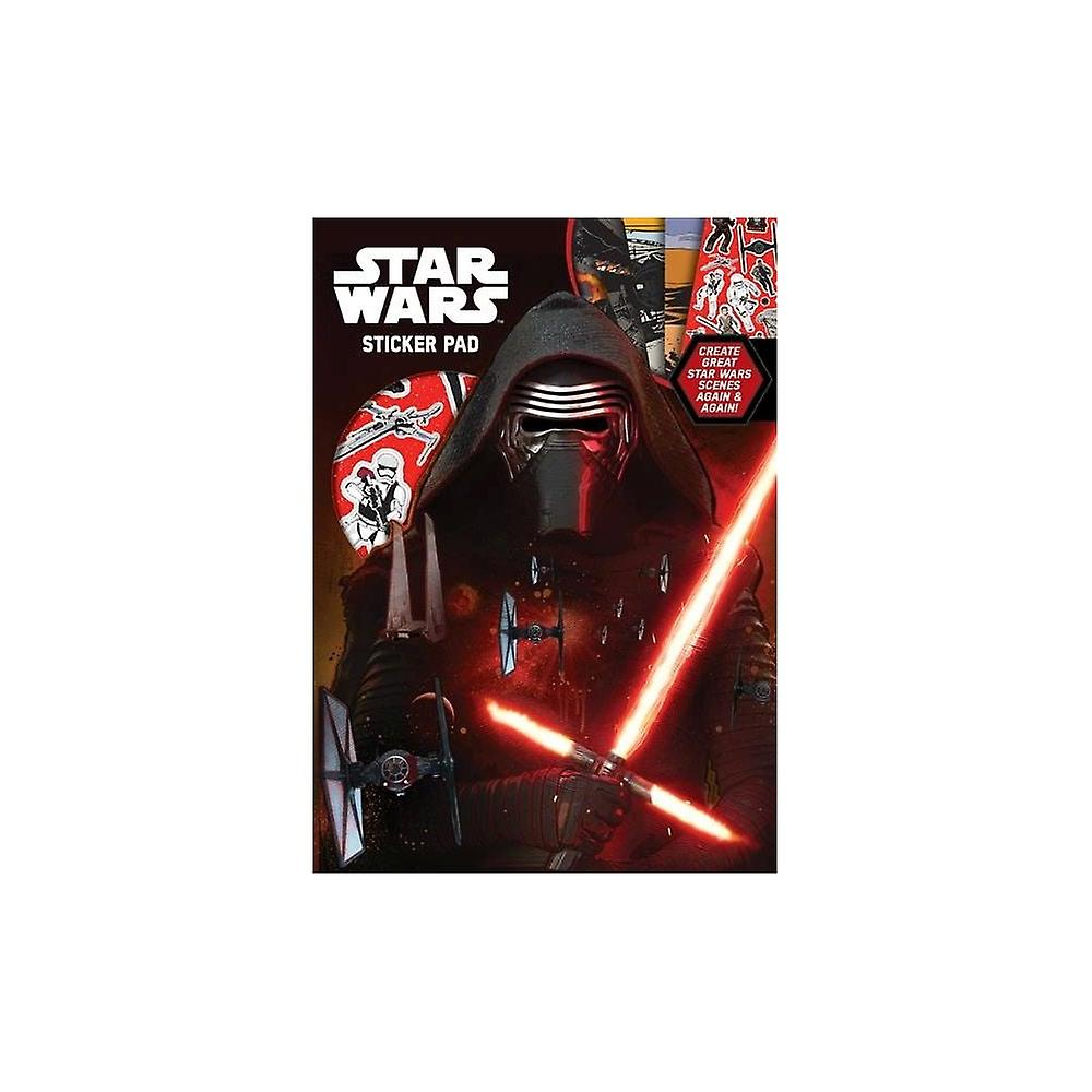 Star Wars Aufkleber Pad