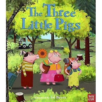 De drie biggetjes door Ed Bryan - 9780857630452 boek