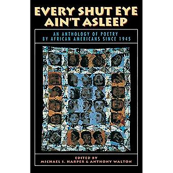 Every Shut Eye Ain't Asleep; An Anthology of Poetry by African Americans since 1945