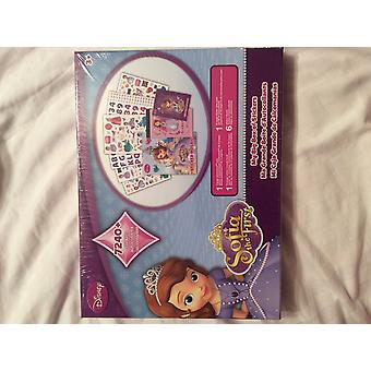 My Big Box of Stickers - Disney - Sophia the First Toys Decals New st4258