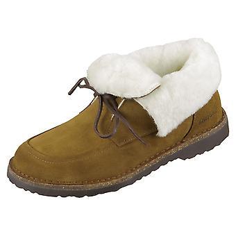 בירקנסטוק באקקי 1014985 נעליים אוניברסליות לנשים חורף