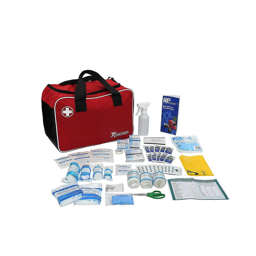 Precision Touchline Injury Sports Astroturf Medical Bag (Complete with contents)