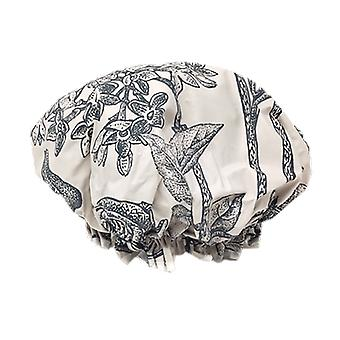 Star & Rose Rambling Rose Floral Design Shower Cap