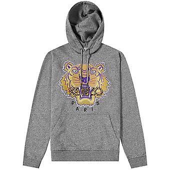 Kenzo geborduurde Hiking Tiger hoodie