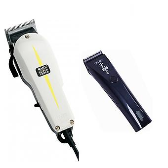Wahl Super Taper Clipper y Bellina Clipper