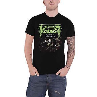 Voivod T Shirt Killing Technology Album Band Logo new Official Mens Black