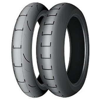 Neumáticos para moto Michelin Power Supermoto ( 160/60 R17 TL Rueda trasera, compuesto de caucho RAIN, NHS )