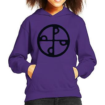 The Phantom Ring Symbol Kid's Hooded Sweatshirt