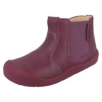 Girls Startrite Ankle Boots First Chelsea