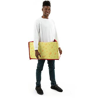 Zesty Cheese Adult Costume