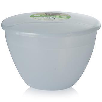 Keine Marke 2 Pint (1,14 Liter) gedämpfte Pudding Schale mit Deckel