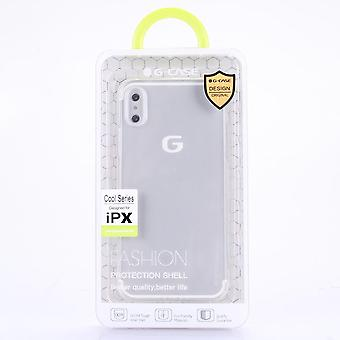 Hull For Soft and Transparent IPhone X