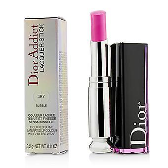 Christian Dior Dior Addict Lack-Stick - # 487 Bubble - 3.2g/0.11oz