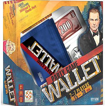 Mobiltárca-kártyajáték
