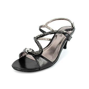 Anne Michelle naisten/naisten käärme suunnitella kallistuneena sandaalit