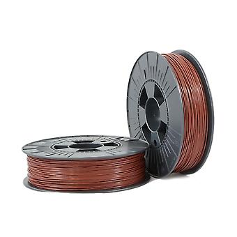 PLA 1,75mm brun ca. RAL 8016 0,75kg - 3D Filament Supplies