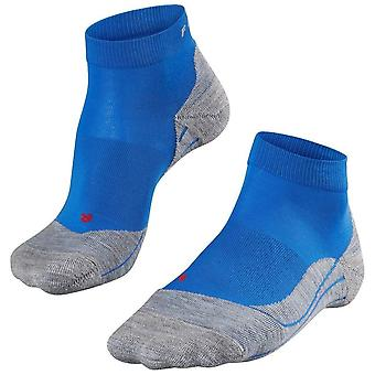 Falke Running 4 Medium Short Socken - Cinque Terre Blue