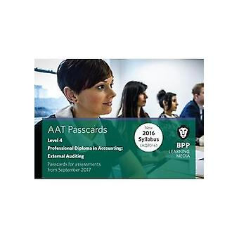 AAT External Auditing by BPP Learning Media