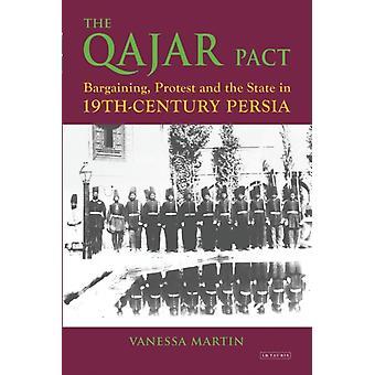 Qajar Pact by Vanessa Martin