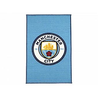 Manchester City FC virallinen jalka pallo Crest matto