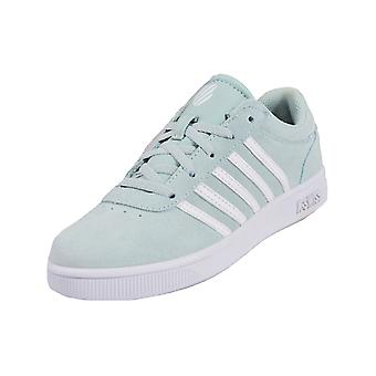 K Swiss Court Cheswick SDE Soothing Sea / Mint / White