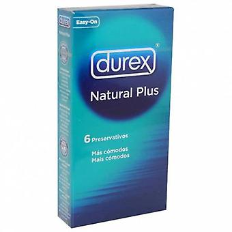 Durex Natural Plus Latex Condoms (Health & Beauty , Health Care , Condoms)