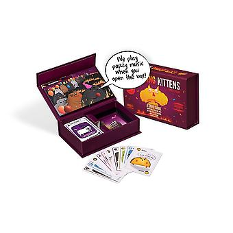 Exploding Kittens Party Pack Card Game