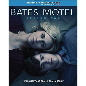 Bates Motel: Staffel 2 [BLU-RAY] USA Import