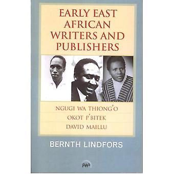 Vroege Oost-Afrikaanse schrijvers en uitgevers