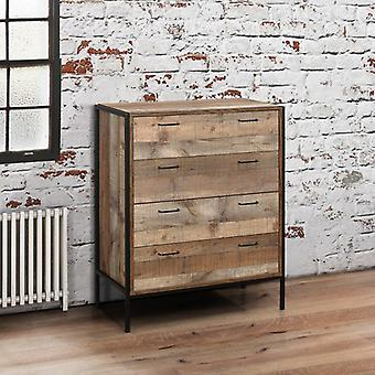 Urban 4 Drawer Chest
