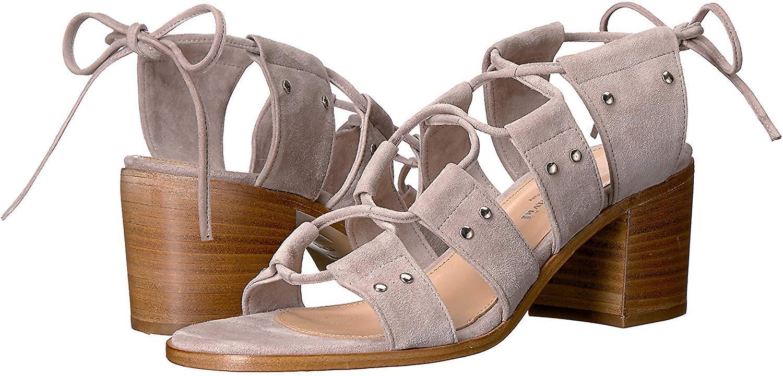 Charles David dame Birk stof åben tå casual espadrille sandaler