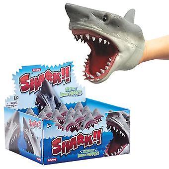 Schylling - shark hand puppets
