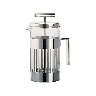 Alessi Aldo Rossi Press Filter Coffee Maker 9094/3 - 3 Cup