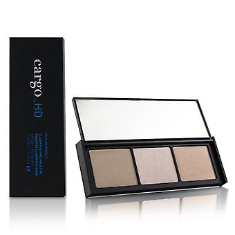 HD Picture Perfect Illuminating Palette 3x3.6g/0.13oz