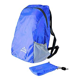 Collapsible backpack - Blue