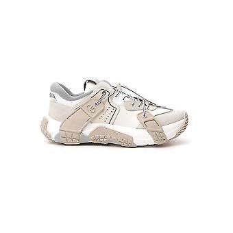 Valentino Garavani Ty2s0c75cdk22q Men's White Nylon Sneakers