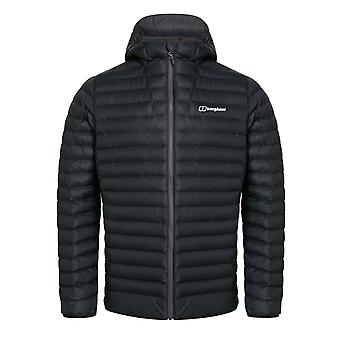 Berghaus Vaskye hombres aislados acolchado chaqueta al aire libre negro